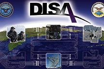 DISA-display